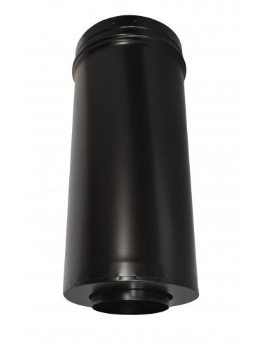 Elément de finition 500 mm noir
