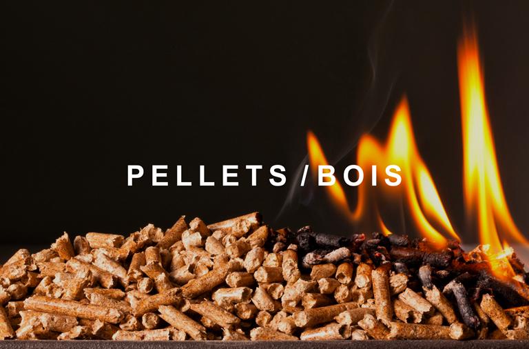 Pellets / Bois